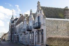 Streetview de WIllemstad Imagem de Stock