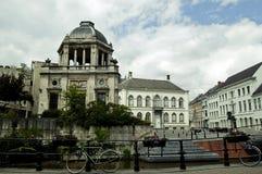 Streetview, Gante, Bélgica Foto de archivo