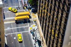 Streetview i San Francisco Royaltyfri Fotografi