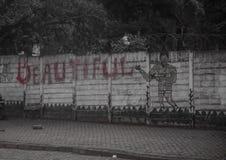 Streetview von Butterworth beim Ost-Canpe von Südafrika Lizenzfreie Stockfotografie