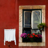 Streetviews de Lisbonne Images stock