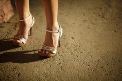Streetwalker Stock Image