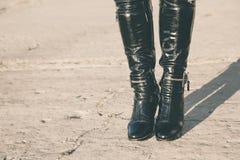 Streetwalker Stock Images