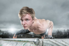 Streetworkout Stock Image