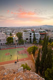 Strefi Hill, Athens. Stock Images