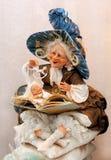 Strega della bambola Fotografia Stock
