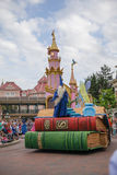 Stregone di Disneyland Parigi Immagine Stock