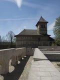 Strehaia kloster Arkivbilder