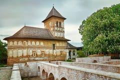 Strehaia monaster, Rumunia obraz royalty free