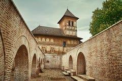 Strehaia monaster, Rumunia fotografia stock