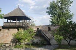 Strehaia Monastery Royalty Free Stock Photos