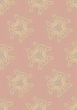 Streicht abstrakte Hand gezeichnetes nahtloses Muster, Bürste Beschaffenheit lizenzfreie abbildung