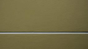 Streifen auf gemalter Gipswand Stockfoto