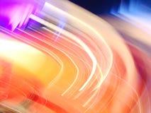 Streifen der Leuchte Lizenzfreie Stockfotografie