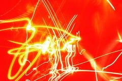 Streifen der Leuchte Lizenzfreies Stockfoto