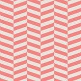 Streifen-geometrisches Muster Stockfotografie