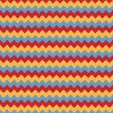 Streifen-geometrisches Muster Stockbilder