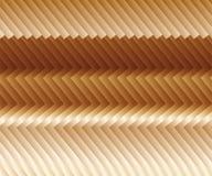 Streifen oder Draht gemacht vom Metall, schimmernd im Licht Dunkler technischer Hintergrund Lizenzfreies Stockfoto