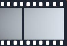 Streifenfilm Stockbild