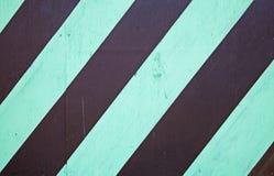 Streifenmuster auf Wand Lizenzfreie Stockfotografie