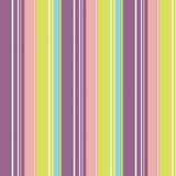 Streift geometrisches nahtloses Muster Stock Abbildung