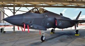 Streik-Kämpfer-Blitz II des Gelenk-F-35 Stockfoto