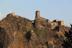 Strekov castle Stock Image