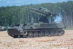 Strelaen-10 (goffer SA-13) Royaltyfri Fotografi