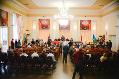 Strelkov Igor Ivanovich Royalty Free Stock Photography