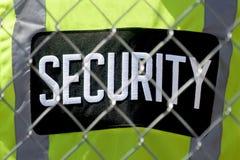 Strenge Sicherheitsmaßnahmen Lizenzfreie Stockfotos