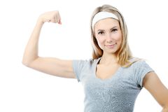Strength Stock Image