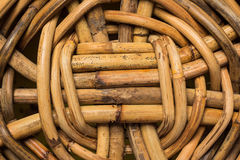 Strength Of Cane Work Stock Images