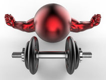 Strength concept Stock Image