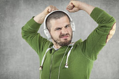 Strength is music Stock Images
