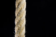 A strength rope Royalty Free Stock Photo