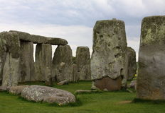 Strength of Stonehenge Royalty Free Stock Images