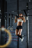 Strengthening muscles Stock Photo