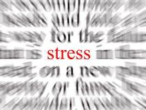 stres Zdjęcie Royalty Free