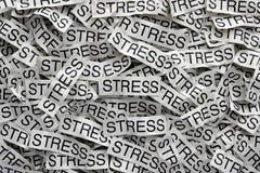 stres Fotografia Stock