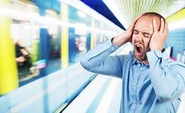 stres Obrazy Stock