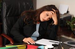 stres korporacji Obrazy Stock