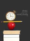 stres nauka Fotografia Stock