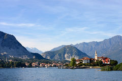 Stresa, Italië Royalty-vrije Stock Afbeelding