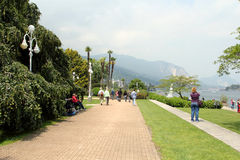 Stresa, Italy Stock Images
