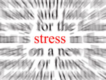 Stress Royalty Free Stock Photo