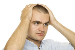 Stress Stock Photography