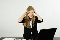 Stress Royalty Free Stock Photos