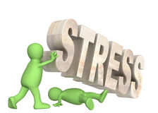 Stress Stock Image