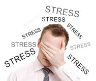 Free Stress Stock Photography - 21855962
