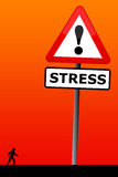 Stress Royalty Free Stock Photos